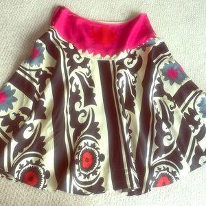 Diane Von Furstenberg Midi Skirt, size 4